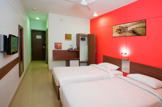 Ginger Pune Wakad: Guest Room