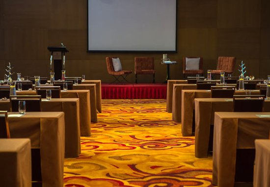 Guiyang, China: Huang Guo Shu Meeting Room