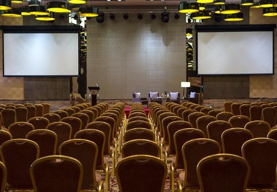 Guiyang, China: Grand Ballroom – Theater Setup