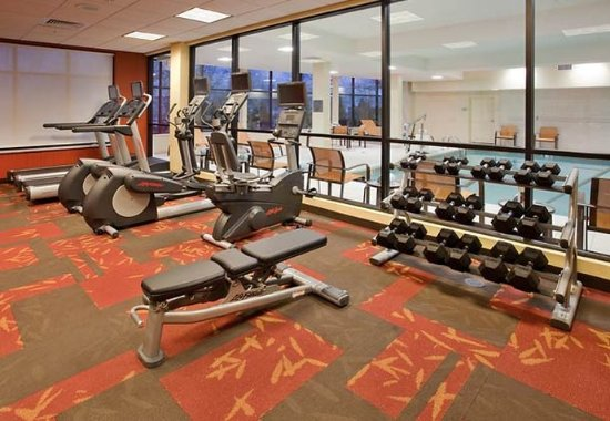 Cranberry Township, Pensilvania: Fitness Center