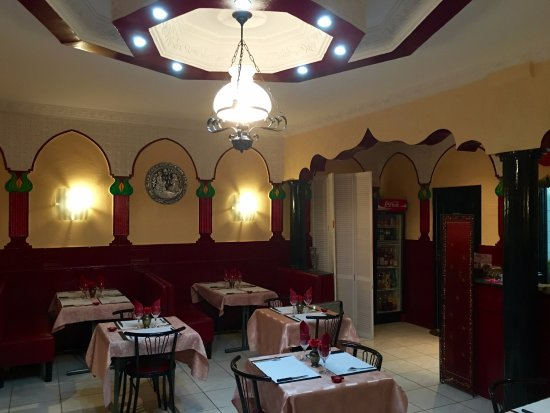 Belle decoration   Picture of Le Tandoori, Belfort   TripAdvisor