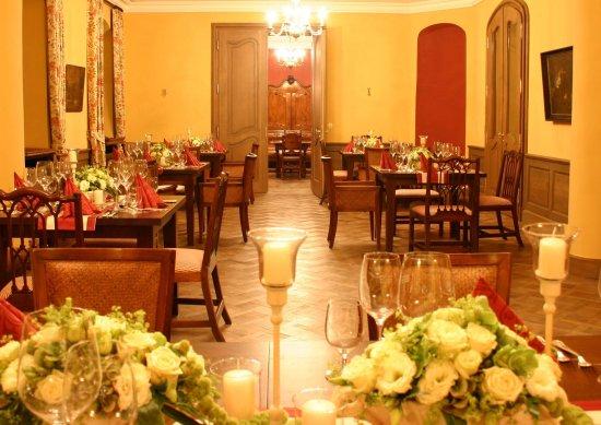 Chateau Bela: Restaurant Baldacci