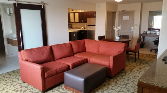 Olathe, KS: Seating Area