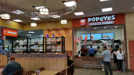 Popeye's Louisiana Kitchen: 20160929_155423_large.jpg
