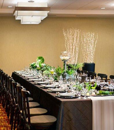 Goleta, Kalifornia: Meeting Room - Social Set Up