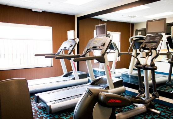 Hutchinson, KS: Fitness Center
