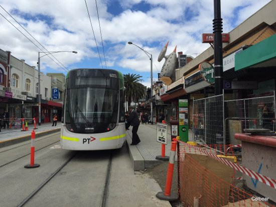 St. Kilda, Australien: Don't be deterred by the beautification program