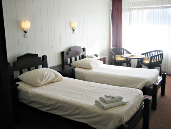 Den Helder, Hollanda: Comfort room