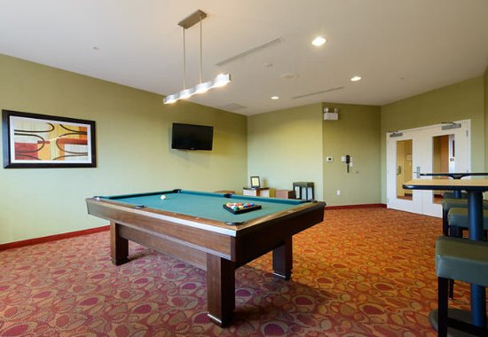 Frederick, MD: Billiards Room