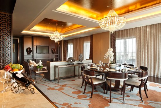 Xuzhou, China: Presidential Suite