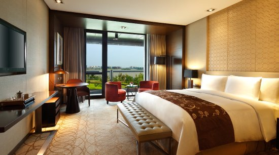 Xuzhou, China: Guest Room