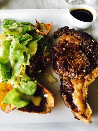 Garzon, Uruguay: Olho de bife