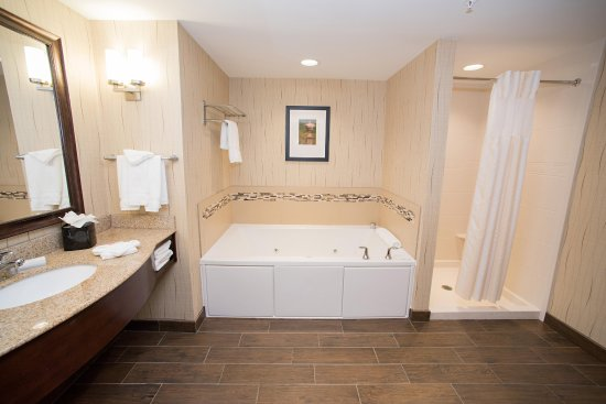 Miamisburg, OH: Hospitality Suite Bathroom