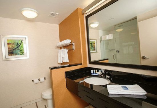 Athens, Αλαμπάμα: King Guest Room Bathroom
