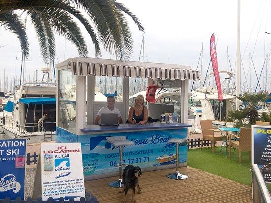 A L'Eau Boat