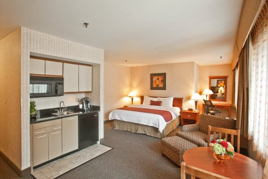 The Inn at Longwood Medical: King Suite