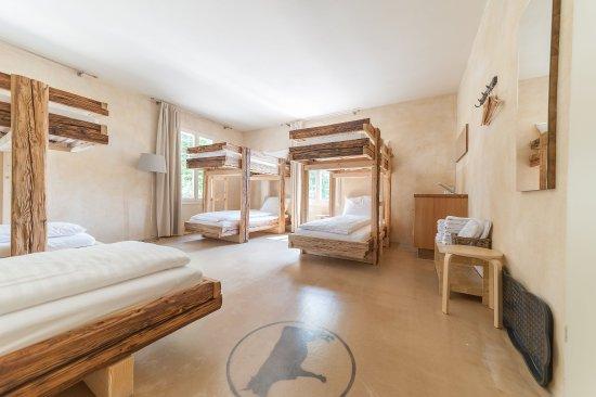 Hasliberg, Szwajcaria: Dorm / groups