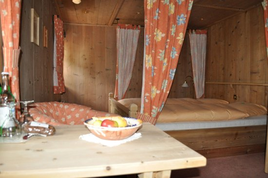 S-charl, Suiza: Double room type A