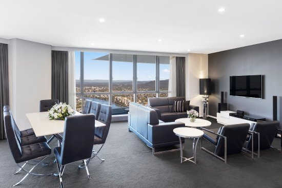 Meriton Serviced Apartments Brisbane on Herschel Street