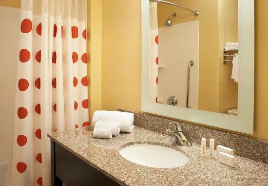 Saginaw, MI: Suite Bathroom