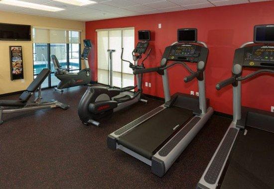 Cheektowaga, NY: Fitness Center