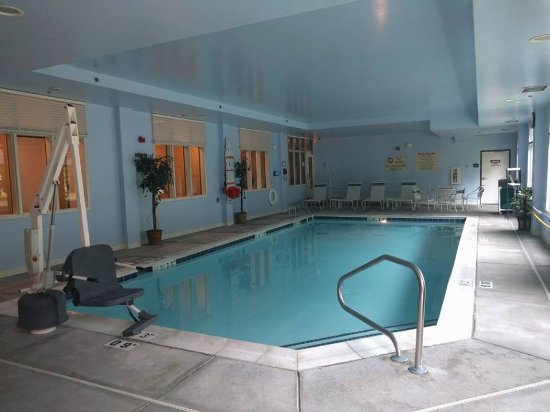 Sleep Inn & Suites: Indoor Pool