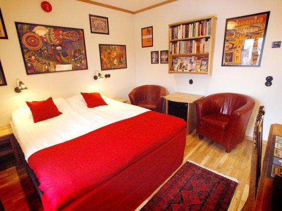 Varberg, Suecia: Standard double room