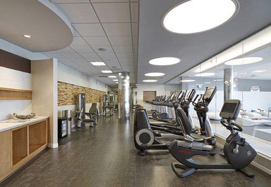 Leduc, Canada : Fitness Center