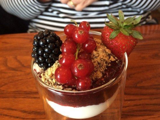Stykkisholmur, Islandia: dessert