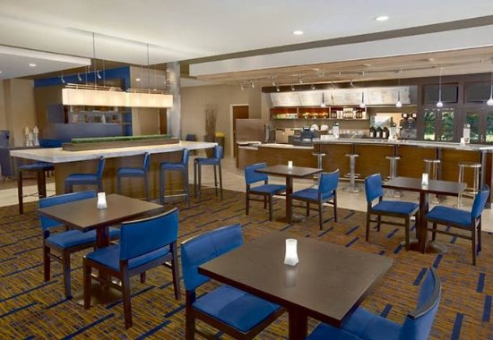 North Little Rock, AR: The Bistro – Dining Area