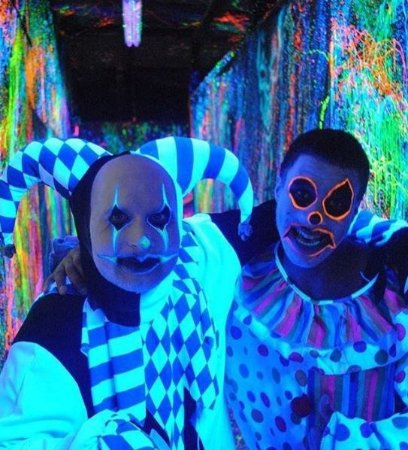 Pelham, AL: 3D Clowns