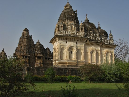 Khajuraho, India: Dış mekan