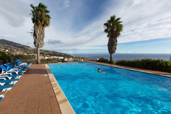 Quinta Alegre: Pool mit Meerblick