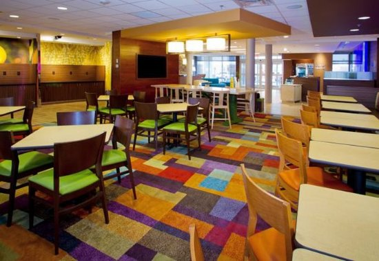 Wentzville, MO: Breakfast Seating Area