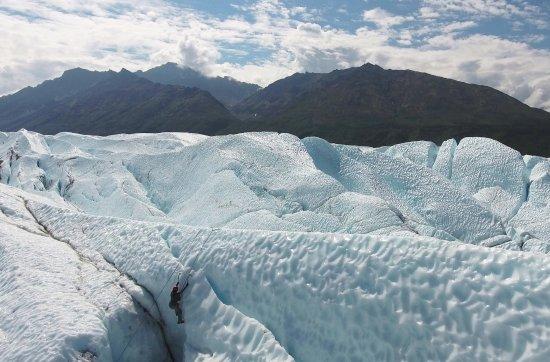 Glacier View, AK: drone shot 3