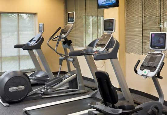 Midland, MI: Fitness Center