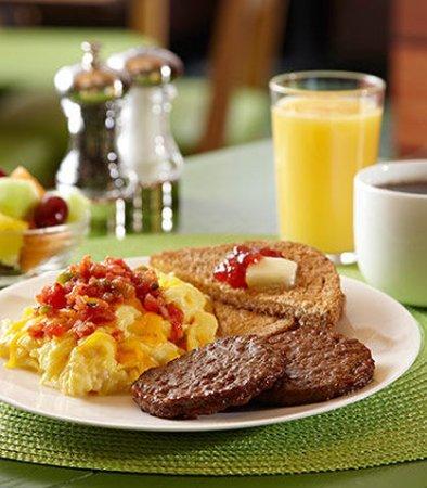 Meridian, MS: Breakfast Eggs & Salsa