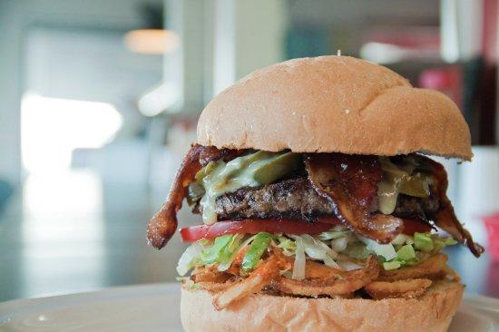 Grass Valley, Kalifornia: The Sonora Burger
