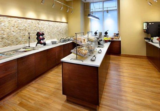 Secaucus, NJ: Breakfast Buffet