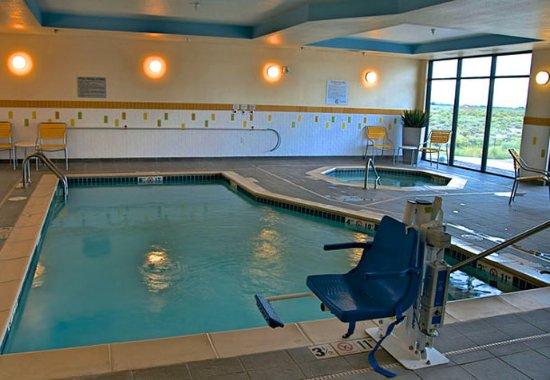 Alamosa, CO: Indoor Pool & Hot Tub