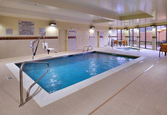 เลหิ, ยูทาห์: Indoor Pool