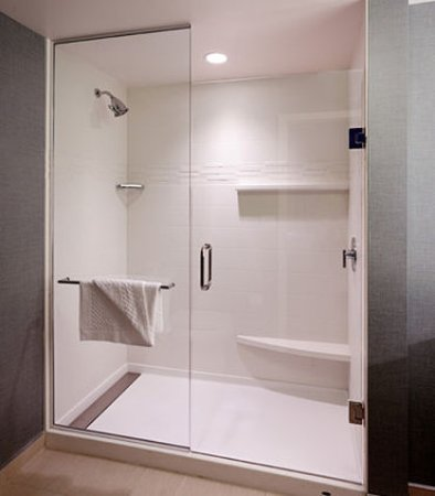 Murray, UT: Suite Bathroom - Shower