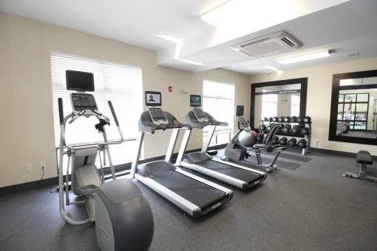 Milan, OH: Fitness Center