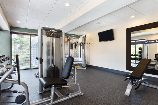 Clayton, MO: Fitness Center