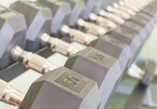 Sumter, Carolina del Sur: Fitness Center - Free Weights