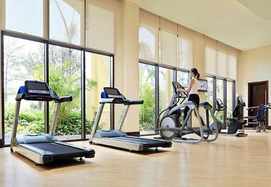 Huizhou, Cina: Fitness Center