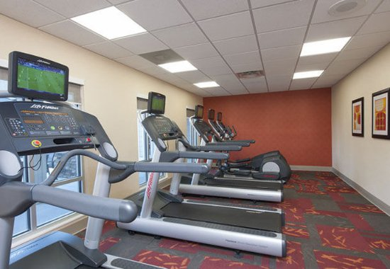 Bloomington, IL : Fitness Center
