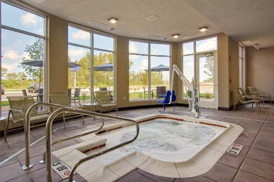 Benton Harbor, MI: Indoor Whirlpool