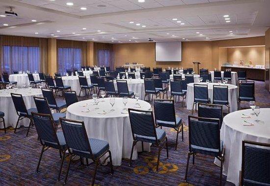 Markham, Canada: Woodbine Meeting Room - Reception