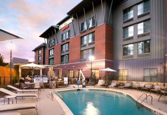 Summerville, Νότια Καρολίνα: Outdoor Pool